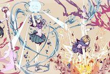 Outer Senshi / by Anita Kot
