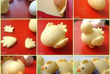tutoriale figurine fondant