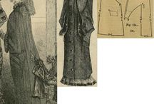 Costuming-1800's Natural Form