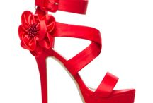 Red Sexy heels / Red sandals
