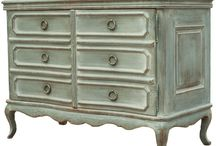 Charming Distressed Buffets