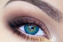 Colour contact lenses / More beautiful colour contact eyes