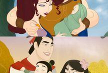Disney / A seb meg a burger rossz!!!!!!
