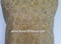 Designer Chikan Fabric