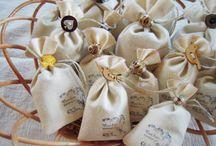 sachet & potpourri / いい香りがしそう〜! おしゃれなサシェとポプリを集めました。