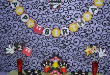 Destins bday party ideas!  / by Ajaune Thomas
