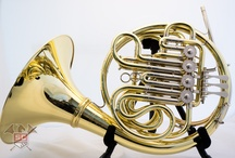 Dieter Otto 166 Model Double French Horn