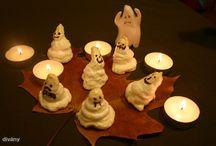 RECEPTEK  - Halloween / Receptek, étel vagy sütemény ötletek halloween-re.