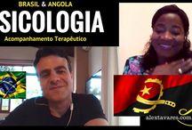 Psicologia e Acompanhamento Terapêutico: Conexão Brasil e Angola