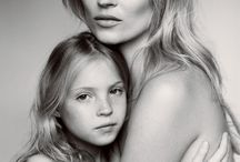 Mother & Daughter Poses / Mother and daughter pose ideas for photography