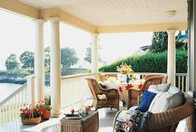 Outdoor Spaces / Design ideas for your extra room.  / by HomeAdvisor