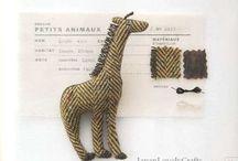 Stuffed Animals / by Annelies de Haan