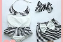 Baby Boutique Summer Clothes / beautiful baby boutique clothes, perfect for the summer