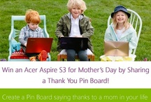 microsoft mothers day contest / by Nikki Burke