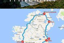 Irlanda itinerario