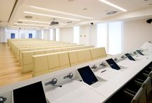 Floor Technology: Tycho and Newton / Floor Technology for auditoriums and lecture halls