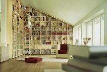 Interior - living room bookshelf