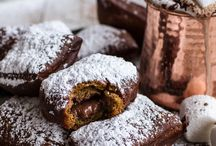 Sweets: Donuts, Beignets, Sweet Rolls / Recipes for sweet donuts, beignets, sweet rolls, and similar baked goods.