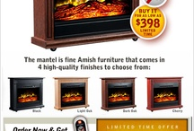 Amish fireless fireplace / Probably the most effective amish fireless fireplace is actually the one which maintain all of us comfy as well as comfortable throughout the chilly winter months.  http://electricfireplaceheater.org/best-electric-fireplace-heaters/71-best-fireless-fireplace.html