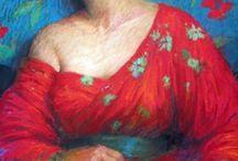Judy Drew Portraits / Portraits