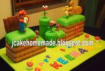 Mario Cakes