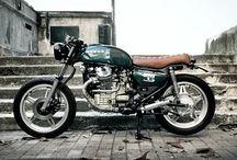 Honda: café racer