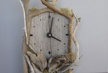 Driftwood art creations