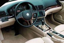 BMW E46 interior / Interiors of bmw e46  : )