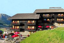 Hotel Margherita Livigno / The hotel, located on the eastern side of Livigno, has a sunny exposure from dawn to dusk and enjoys a spectacular view of the whole valley and its mountains.  There is a big outdoor terrace for relaxing in the sunshine and it also has an area where children can play safely, away from the road.  If you feel like going for a walk or a bicycle ride, there are many walking and cycling trails and mountain paths starting close to the hotel.