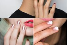 Nail Art / Hot Trends For Nails