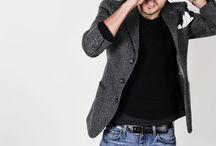 Men's Style / mens_fashion / by Omar Gutierrez