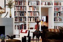 Lighting - Library Shelves