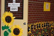 Školní dveře
