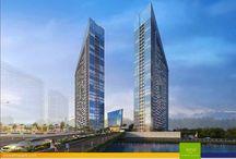 Puri Mansion Apartment / Puri Mansion Apartemen terbaru di kawasan Puri Jakarta Barat dari Agung Sedayu Group.