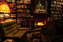 Inspiration - The Study / Commercial and Domestic interiors inspired by The Study Room