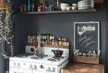 Kitchens for foodies