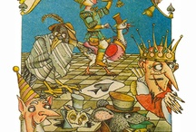 Alice in W:Viktor Shatunov / Alice in wonderland (illustrator)