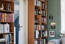 HOME STYLE: Bookshelves