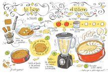 recetas de comidas ilustradas