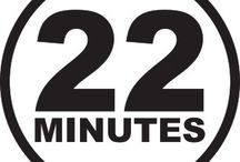 22 Minutes / Merchandise available at Zazzle.ca.                                                               22 Minutes is a weekly satire of current events combining news parody, sketch comedy, and spoof editorials.