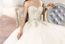 Favorite ballgowns by Eddy K bridal / Always dreamed of a fairytale wedding? Here is a selection of our best Ballgowns / by Eddy K Bridal