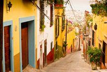 Inspírate con los colores de México / Hoy nos transportamos a México para encontrar la inspiración ideal para la decoración de tu hogar.