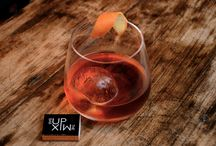 Happy Hour at The Mix Up Bar in Phoenix Arizona / $5 cocktails, beers on tap, wines-by-the-glass and bites - Mon - Fri, 4-7pm | #StirringCuriosity TheMixUpBar.com / by Royal Palms Resort and Spa