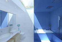 Bathroom Designs / A collection of bathroom designs