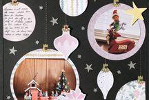 レイアウト クリスマス