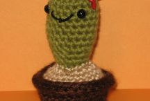 Crochet - Plants - Plantas