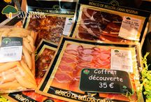 Produits / Coffrets dégustation / Nos coffrets dégustations de charcuterie ibérique ! À plusieurs, profitez de ce voyage gustatif en Espagne