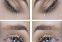 Eye makea up