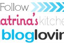 Katrina's kitchen blog