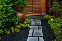 Beautiful patios